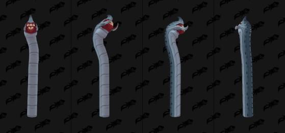 Tentacule de G'huun - World of Warcraft