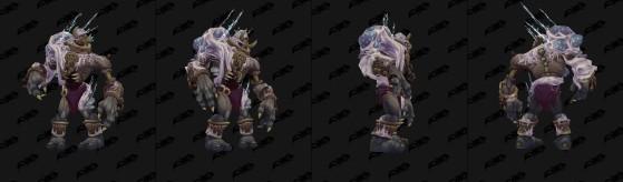 Troll zombie - World of Warcraft