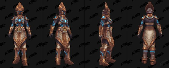 La Titan de Nazmir - World of Warcraft