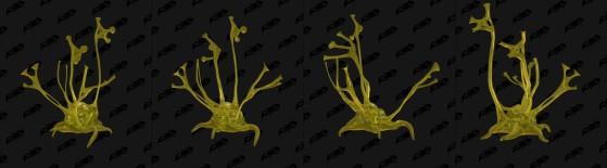 Projection des dieux très anciens - World of Warcraft