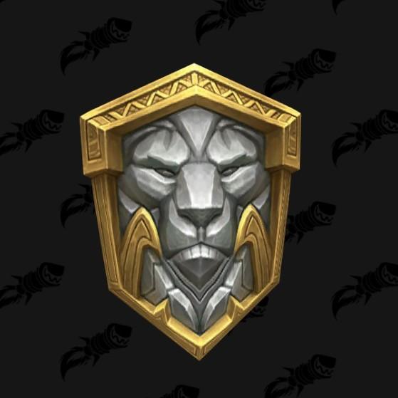 Bouclier de l'Alliance - World of Warcraft