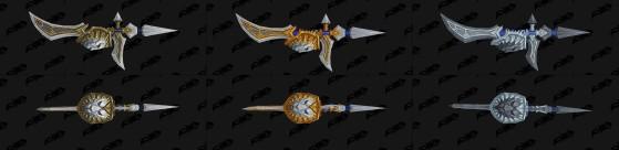 Glaive de l'Alliance du Front de guerre - World of Warcraft