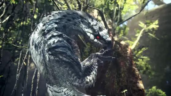 Monster Hunter World - Tobi-Kadachi