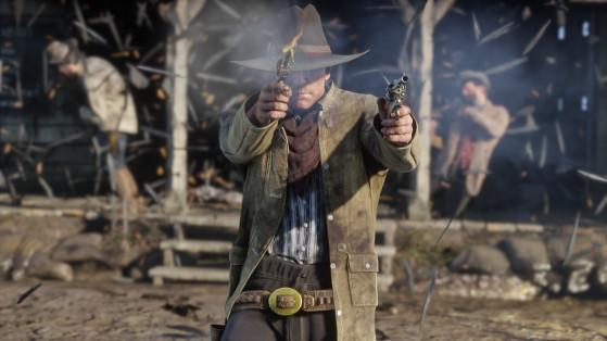 Sortie de Red Dead Redemption 2