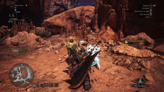 Multipliez les Expéditions - Monster Hunter World
