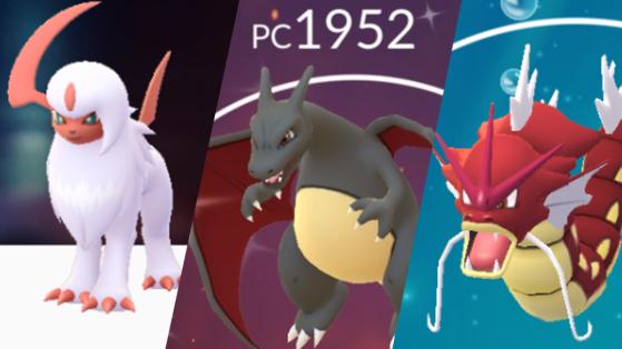 Pokemon GO : Liste des shiny disponibles