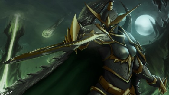 Heroes of the Storm : Guide Maiev, Build assassin
