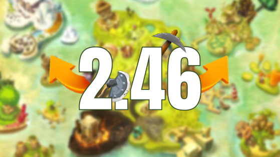 Dofus : 2.46, patch