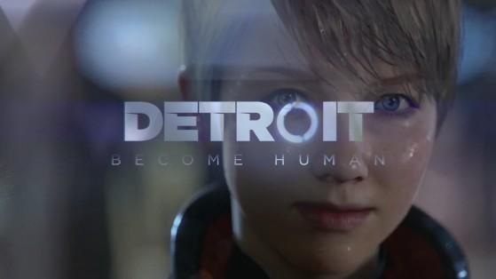 La date de sortie enfin dévoilée — Detroit Become Human