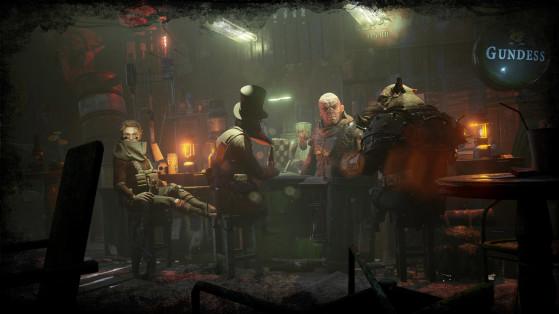 Road to Eden annoncé sur consoles et PC — Mutant Year Zero