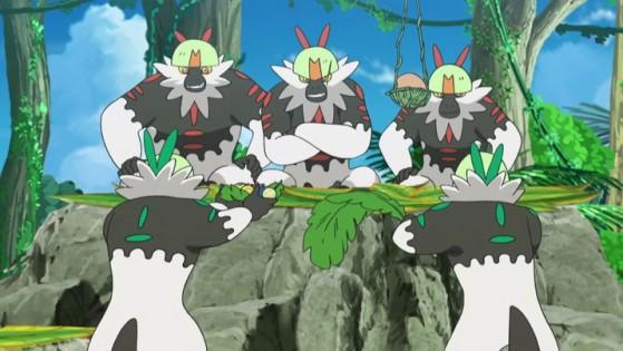 Résumé de l'épisode Pokémon SM064