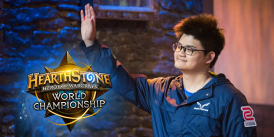 Phase de Groupes Worlds Hearthstone 2017