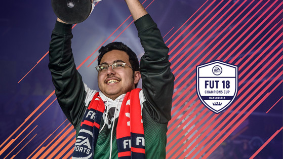 FUT Champions Cup #2 : Manchester