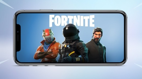 fortnite mobile le battle royale sur telephone - jeu fortnite a partir de quel age