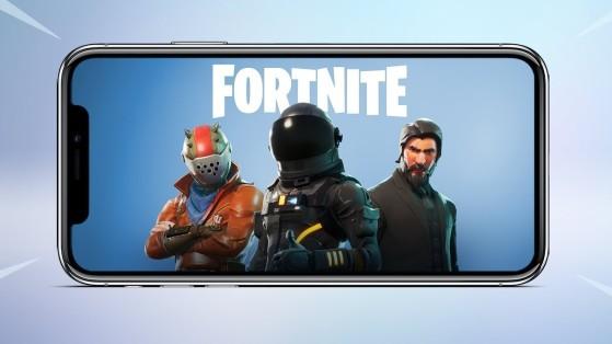 Fortnite mobile : le Battle royale sur téléphone