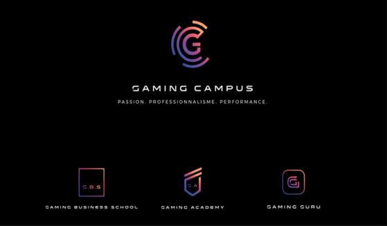 Gaming Campus, la première école dédiée à l'industrie du jeu vidéo