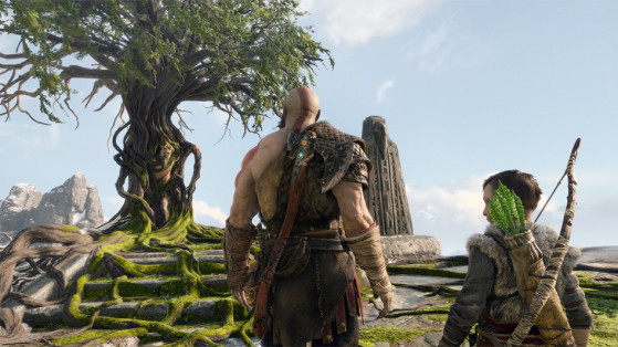 God of War : End Game, New Game +