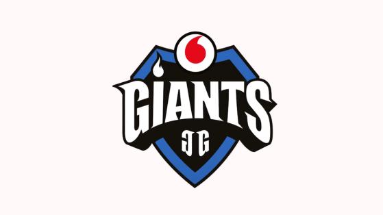 LCS EU : Giants Gaming devient Vodafone Giants