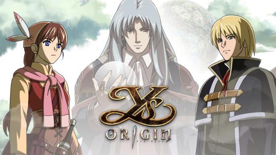 Ys Origin : Test (Xbox One)