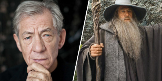 Sir Ian McKellen incarnera à nouveau Gandalf - Le bazar