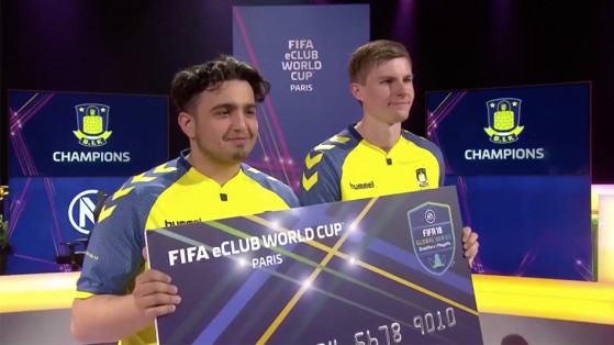 FIFA eClub World Cup 2018