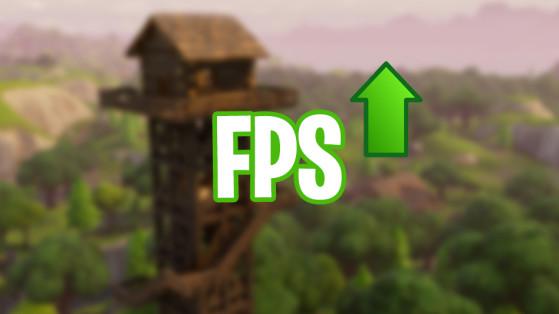 Fortnite : augmenter ses FPS