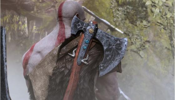 God of War PS4 : Guide d'exploration, astuces