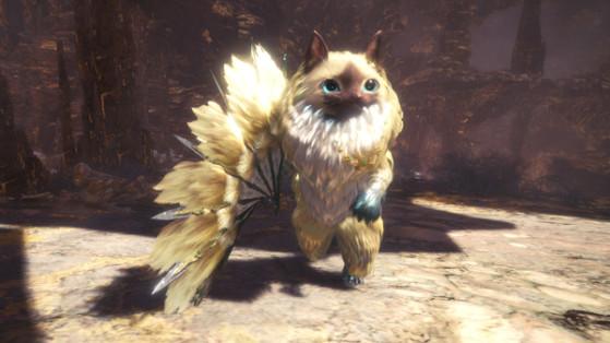 Palico : Set Kulve Taroth α - Monster Hunter World
