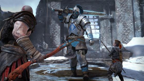 God of War : Patch 1.15 disponible