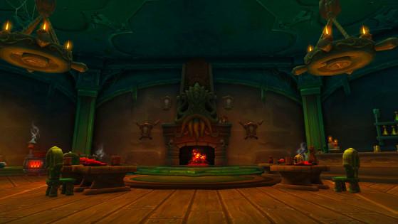 Serait-ce une représentation de N'zoth ? - World of Warcraft