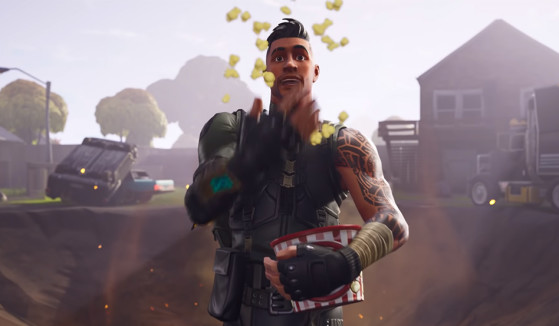 Fortnite : maj 4.1, mise à jour, patch note