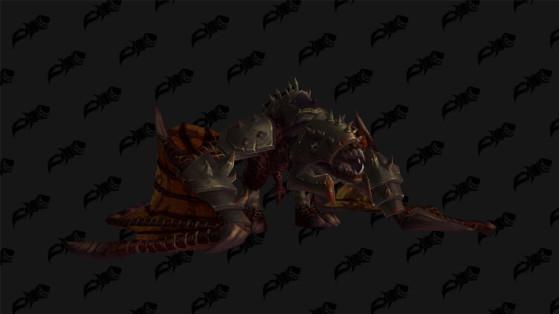 WoW BFA Monture : Proto-drake de gladiateur menaçant