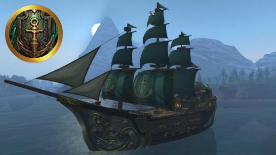 WoW BFA Réputation : Amirauté Portvaillant, Guide Battle for Azeroth