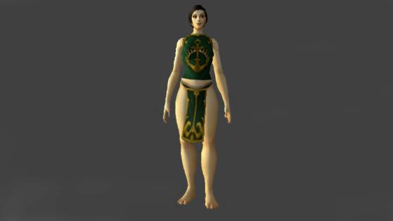 Apparence  du Tabard de l'Amirauté des Portvaillant - World of Warcraft
