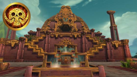 WoW BFA Réputation : Empire Zandalari, Guide Battle for Azeroth