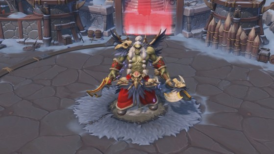 Drek'Thar - Heroes of the Storm