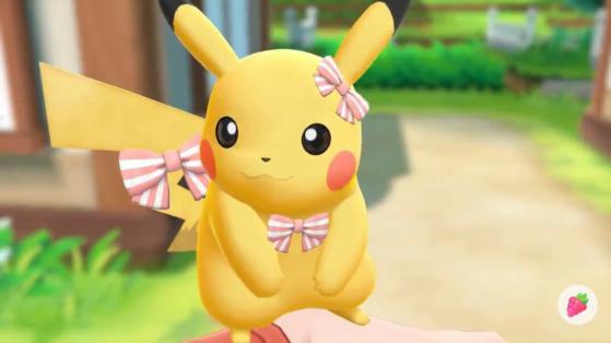 E3 2018 : Plus d'infos sur Pokémon Let's GO Pikachu et Let's GO Evoli