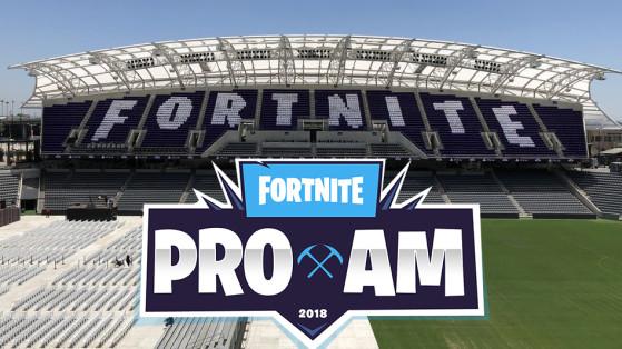 E3 : le Fortnite ProAm dans le stade du Los Angeles FC