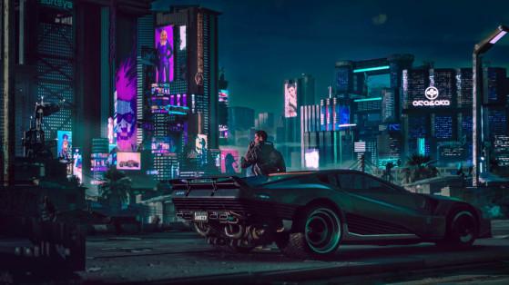 Cyberpunk 2077 : Informations, présentation, univers, CD Red Projekt