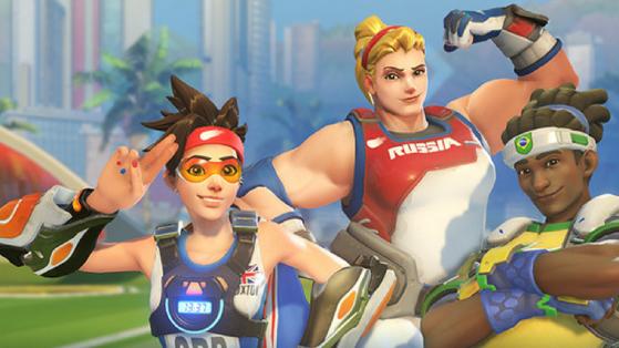 Overwatch : Jeux d'été 2018, skins et informations