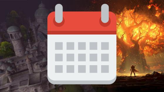 WoW BFA: Calendrier des événements du prépatch 8.0