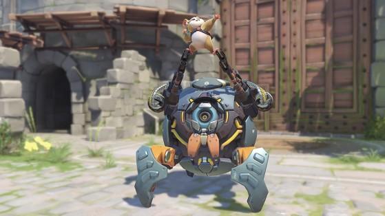 Overwatch: Hammond bientôt jouable