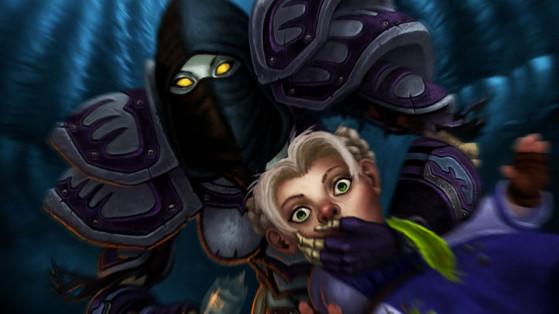 Crédits : CarlfolmerART sur Deviantart - World of Warcraft