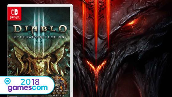 Gamescom 2018 : Interview de Rob Bridenbecker sur Diablo 3 Nintendo Switch