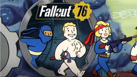 Guide Fallout 76 : Cartes compétences, perks, skills