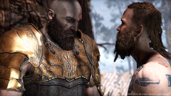 God of War : Sortie du mode New Game +
