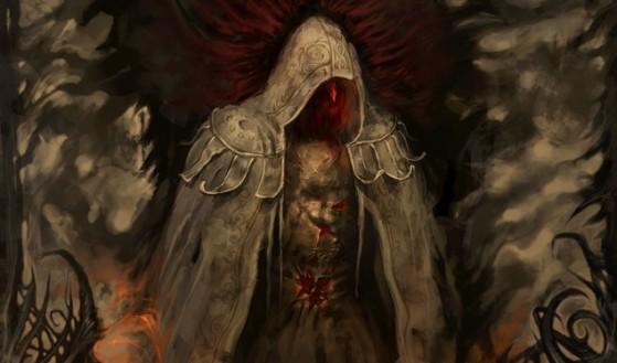 Fan art d'Aidan, le Rôdeur noir - Heroes of the Storm