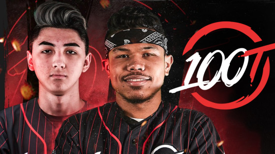 100Thieves revient sur Call of Duty