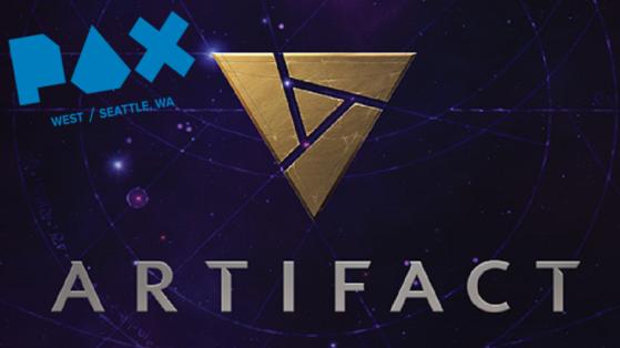 Artifact, présentation de la beta PAX West