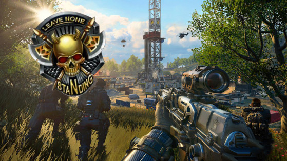 Black Ops 4 : comment faire top 1 sur Blackout